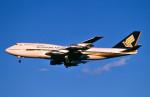 成田国際空港 - Narita International Airport [NRT/RJAA]で撮影されたシンガポール航空 - Singapore Airlines [SQ/SIA]の航空機写真