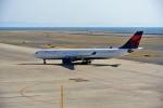 鱚楽鯛遊さんが、中部国際空港で撮影したデルタ航空 A330-223の航空フォト(写真)