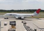 PGM200さんが、成田国際空港で撮影した日本航空 747-446(BCF)の航空フォト(写真)