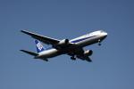 しかばねさんが、羽田空港で撮影した全日空 767-381の航空フォト(写真)