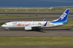 Wings Flapさんが、中部国際空港で撮影した全日空 737-881の航空フォト(写真)