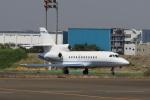 たまさんが、羽田空港で撮影したダッソー・ファルコン Falcon 900EXの航空フォト(写真)