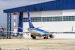 Ariesさんが、伊丹空港で撮影した全日空 737-781/ERの航空フォト(写真)