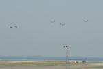 きんめいさんが、中部国際空港で撮影したアメリカ海兵隊 VH-3D Sea King (S-61B)の航空フォト(写真)