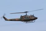 Tomochanさんが、函館駐屯地で撮影した陸上自衛隊 UH-1Jの航空フォト(写真)