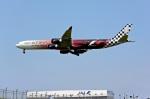 sonnyさんが、成田国際空港で撮影したエティハド航空 A340-642Xの航空フォト(写真)