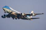 Tomo-Papaさんが、横田基地で撮影したアメリカ空軍 VC-25A (747-2G4B)の航空フォト(写真)