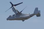 zibaさんが、名古屋飛行場で撮影したアメリカ海兵隊 MV-22Bの航空フォト(写真)