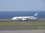 鬼の手さんが、羽田空港で撮影した全日空 787-8 Dreamlinerの航空フォト(写真)