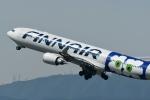 kaz-bbさんが、福岡空港で撮影したフィンエアー A330-302Xの航空フォト(写真)