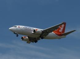 aquaさんが、カルガリー国際空港で撮影したエア・ノース 737-55Dの航空フォト(写真)