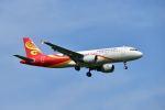 ポン太さんが、成田国際空港で撮影した香港エクスプレス A320-214の航空フォト(写真)