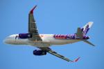 コバトンさんが、関西国際空港で撮影した香港エクスプレス A320-232の航空フォト(写真)