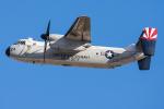 Tomo-Papaさんが、厚木飛行場で撮影したアメリカ海軍 C-2A Greyhoundの航空フォト(写真)