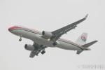 遠森一郎さんが、福岡空港で撮影した中国東方航空 A320-214の航空フォト(写真)