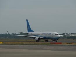 hana父さんが、成田国際空港で撮影した厦門航空 737-86Nの航空フォト(写真)
