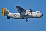 Tomo-Papaさんが、嘉手納飛行場で撮影したアメリカ海軍 C-2A Greyhoundの航空フォト(写真)