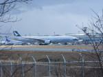 鬼の手さんが、新千歳空港で撮影したキャセイパシフィック航空 777-367の航空フォト(写真)