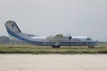 チャッピー・シミズさんが、米子空港で撮影した海上保安庁 DHC-8-315Q MPAの航空フォト(写真)