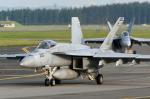 じゃまちゃんさんが、横田基地で撮影したアメリカ海軍 F/A-18E Super Hornetの航空フォト(写真)