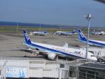 鬼の手さんが、羽田空港で撮影した全日空 787-9の航空フォト(写真)