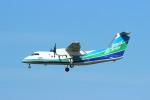 resocha747さんが、福岡空港で撮影したオリエンタルエアブリッジ DHC-8-201Q Dash 8の航空フォト(写真)