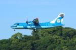 resocha747さんが、福岡空港で撮影した天草エアライン ATR-42-600の航空フォト(写真)