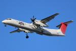 murakenさんが、伊丹空港で撮影した日本エアコミューター DHC-8-402Q Dash 8の航空フォト(写真)