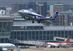 tuckerさんが、福岡空港で撮影したANAウイングス 737-54Kの航空フォト(写真)