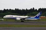 こだしさんが、成田国際空港で撮影した全日空 787-881の航空フォト(写真)