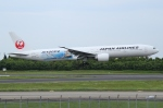 Wings Flapさんが、成田国際空港で撮影した日本航空 777-346/ERの航空フォト(写真)