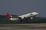 しかばねさんが、青森空港で撮影した日本航空 A300B4-622Rの航空フォト(写真)