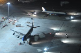 B747‐400さんが、中部国際空港で撮影したアメリカ空軍 VC-25A (747-2G4B)の航空フォト(写真)