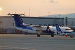 さとさとさんが、伊丹空港で撮影したANAウイングス DHC-8-314Q Dash 8の航空フォト(写真)