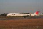 気分屋さんが、伊丹空港で撮影した日本航空 MD-81 (DC-9-81)の航空フォト(写真)