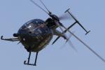nob24kenさんが、真駒内駐屯地で撮影した陸上自衛隊 OH-6Dの航空フォト(写真)