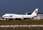 punipuni32さんが、成田国際空港で撮影した日本航空 747-346の航空フォト(写真)