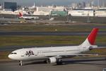 strikeさんが、羽田空港で撮影した日本航空 A300B4-622Rの航空フォト(写真)