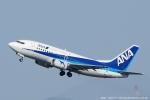 tabi0329さんが、福岡空港で撮影したANAウイングス 737-54Kの航空フォト(写真)