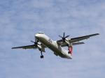 きゅうさんが、伊丹空港で撮影した日本エアコミューター DHC-8-402Q Dash 8の航空フォト(写真)