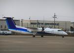 yuuka no kazeさんが、伊丹空港で撮影したANAウイングス DHC-8-314Q Dash 8の航空フォト(写真)