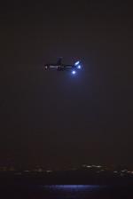 かぷちーのさんが、神戸空港で撮影した全日空 777-281/ERの航空フォト(写真)