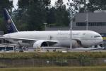 romyさんが、ペインフィールド空港で撮影したサウジアラビア航空 777-3FG/ERの航空フォト(写真)