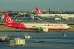 pringlesさんが、アタテュルク国際空港で撮影したアトラスグローバル A321-211の航空フォト(写真)