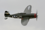 eagletさんが、チノ空港で撮影したプレーンズ・オブ・フェイム P-47G Thunderboltの航空フォト(写真)