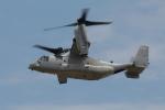 Koenig117さんが、名古屋飛行場で撮影したアメリカ海兵隊 MV-22Bの航空フォト(写真)