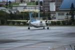 ぽんさんが、那覇空港で撮影した琉球エアーコミューター DHC-8-103Q Dash 8の航空フォト(写真)
