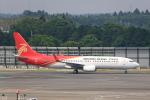 JA946さんが、成田国際空港で撮影した深圳航空 737-87Lの航空フォト(写真)