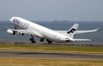 なごやんさんが、中部国際空港で撮影したフィンエアー A340-313Xの航空フォト(写真)