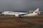 職業旅人さんが、伊丹空港で撮影した日本航空 777-246の航空フォト(写真)